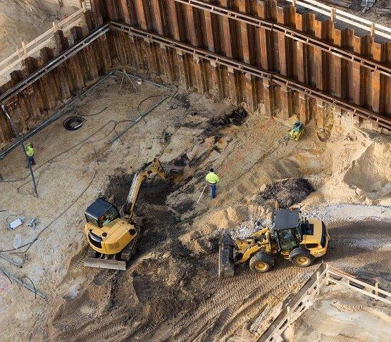 Zabezpieczenie wykopu – kluczowy element inwestycji budowlanej