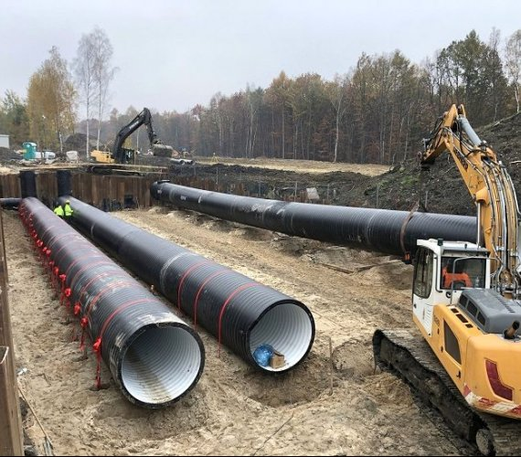 Katowice zbudują 25 zbiorników retencyjnych
