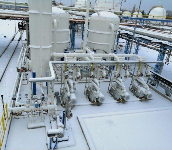 Rafineria w Gdańsku odzyskuje opary