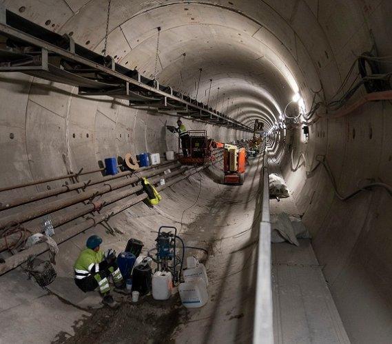 Metro w Warszawie: wkrótce koniec ważnych robót