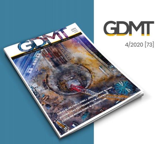 """Jest już nowy numer """"GDMT""""! Zobacz go online!"""