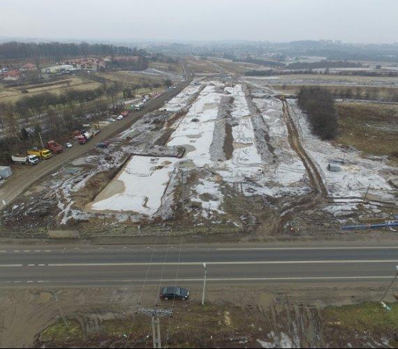 Północna Obwodnica Krakowa cała w budowie. Wydano ostatnią zgodę