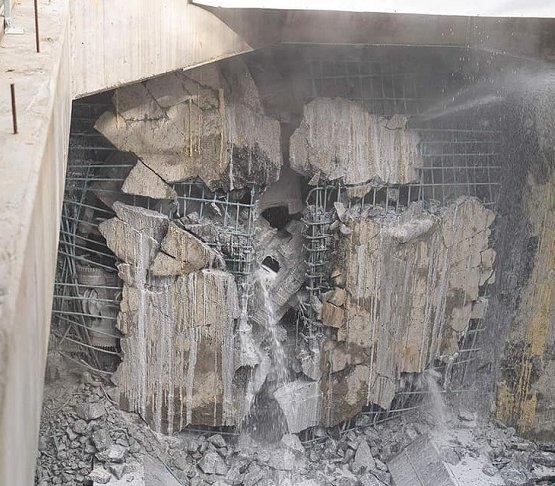 Bródno: ostatni tunel metra wydrążony