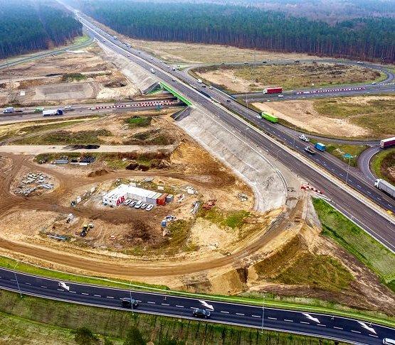 Rozbudowa węzła Szczecin Kijewo. Złożono kolejne podpisy
