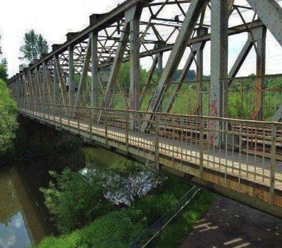 Modernizacja dwóch mostów kolejowych na Dolnym Śląsku