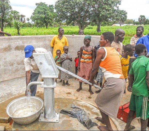 Togo: program poprawy warunków wodno-sanitarnych
