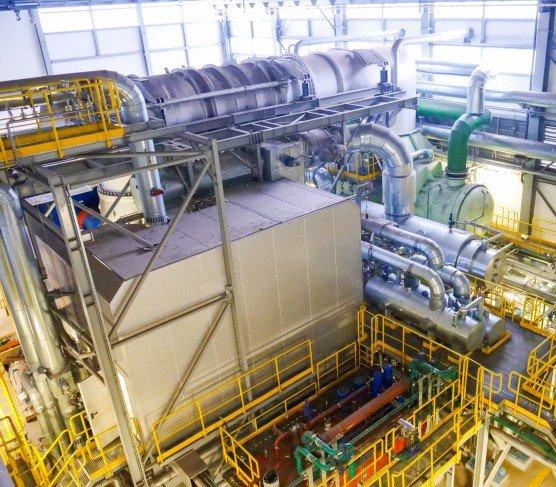 Koniec optymalizacji bloku biomasowego w Elektrociepłowni Elbląg [film]