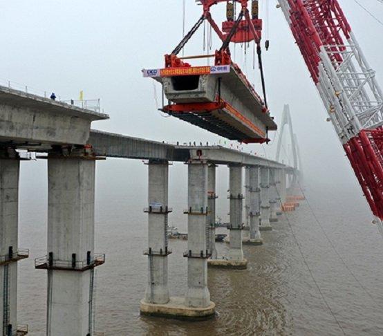 Chiny: coraz bliżej końca wielkich projektów mostowych