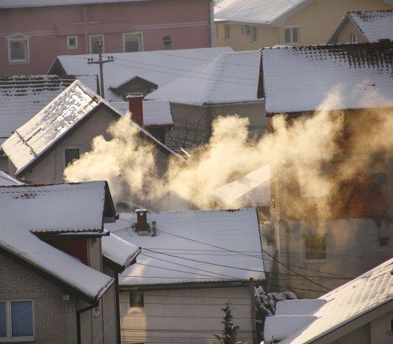 Miasta z trującym powietrzem – ranking