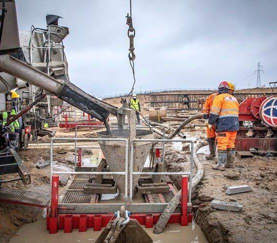 Budowa spalarni w Olsztynie – powstaje bunkier na odpady