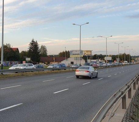 Węzeł A4 Kraków Południe: rozbudowa zakończy się w 2026 r.