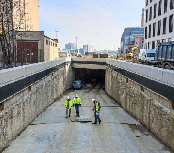 Łódź: pierwszy spacer podziemną ulicą [wideo]