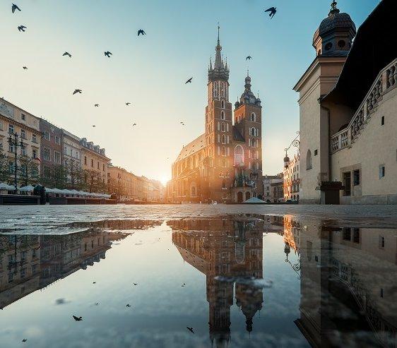 Stan powietrza w Polsce uległ poprawie