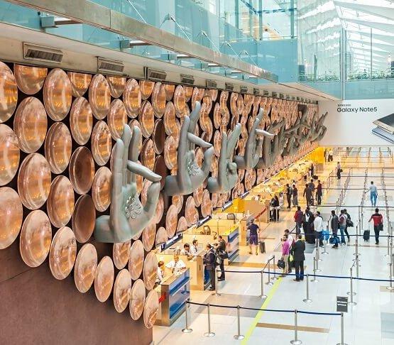 Lotnisko w Delhi zostanie rozbudowane