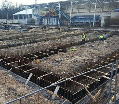 Katowice: zaczęła się budowa hali z bioreaktorami