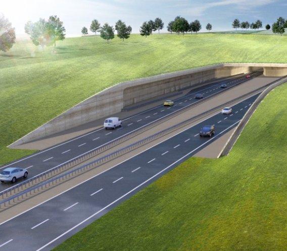 Tunel pod Stonehenge może zostać poszerzony. Wzrosną koszty