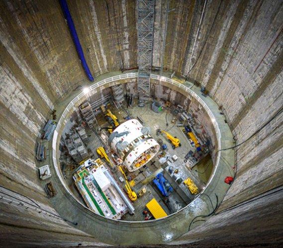Kolejna maszyna TBM będzie drążyć paryskie metro