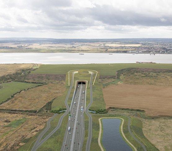 Ważny krok w stronę budowy tunelu pod Tamizą