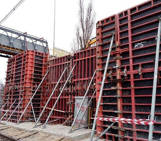 Gniezno: remont wiaduktu zgodnie z harmonogramem