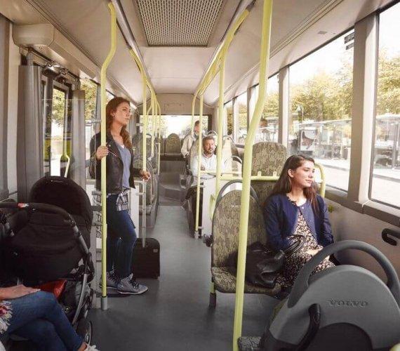W łódzkich autobusach będą antywirusowe siedzenia