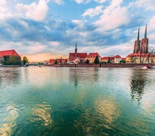 Konserwacje i przeglądy infrastruktury przeciwpowodziowej we Wrocławiu