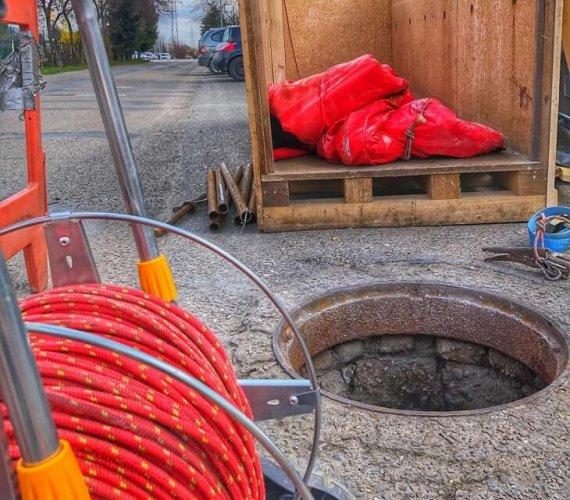 Przebudowa i renowacja kanalizacji w Dębicy metodami no-dig