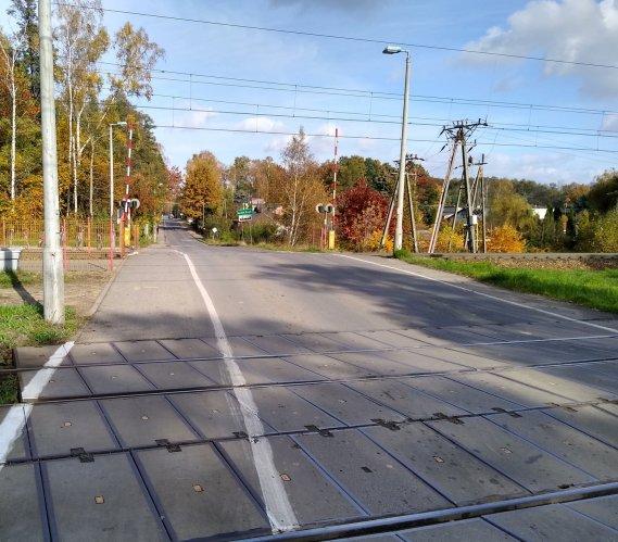 Nowy wiadukt kolejowy na trasie do Łodzi