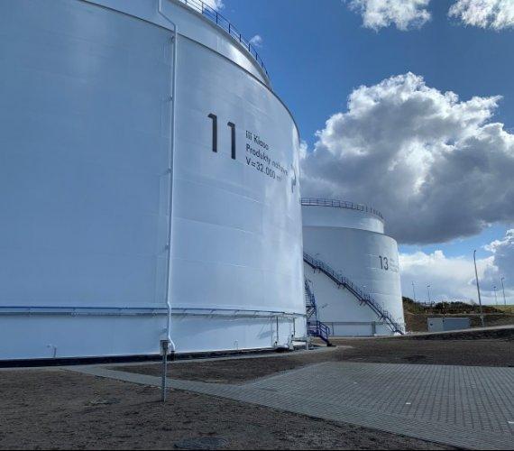 Port Gdynia rozbuduje morski hub paliwowy
