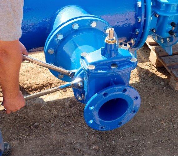 Kielce: przebudowa wodociągu na północy miasta