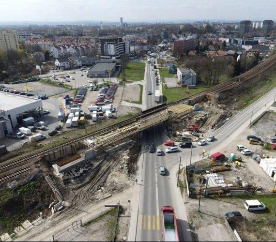Rozbudowa krakowskiej arterii w kierunku Warszawy