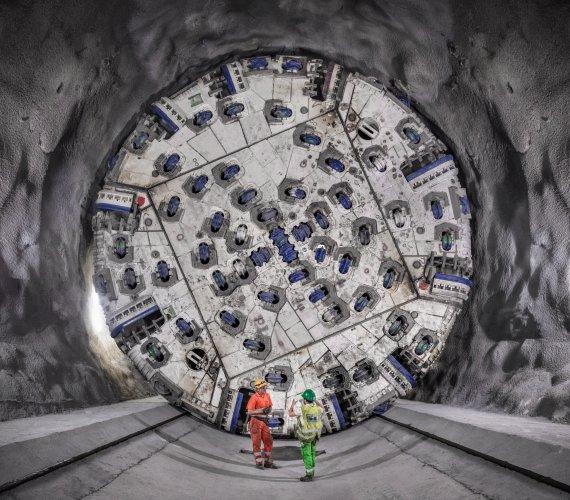 Rekord na budowie tunelu pod Brenner
