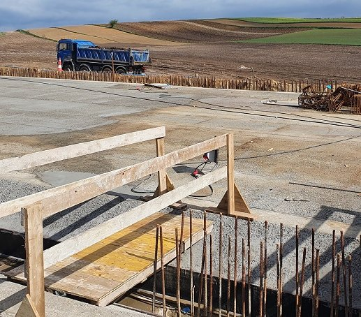 Obwodnica Krakowa – budowa tunelu w Batowicach [zdjęcia, wideo]