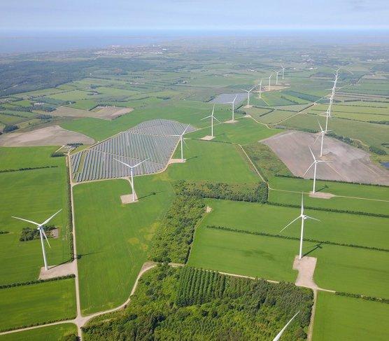 Same wyższe cele redukcyjne nie rozwiną energetyki wiatrowej