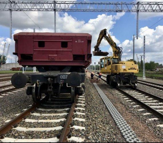 Coraz dłuższe szlaki kolejowe do portów Szczecin i Świnoujście