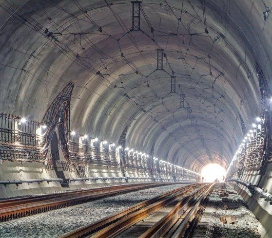 CPK: projekt tunelu kolei dużych prędkości pod Łodzią za 74 mln zł