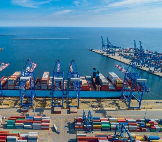 Port Gdynia: rekordowe przeładunki paliw płynnych