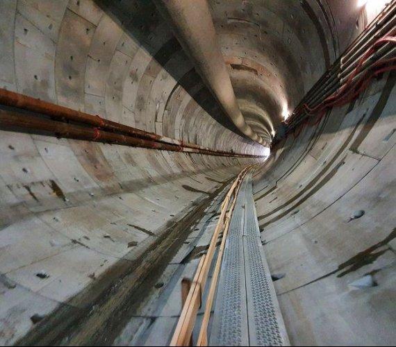 Tunel w Świnoujściu: mniej niż 1 km do wydrążenia