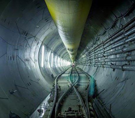 Przegląd projektów tunelowych i mikrotunelowych