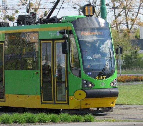 Poznań planuje nową linię tramwajową na Podolany