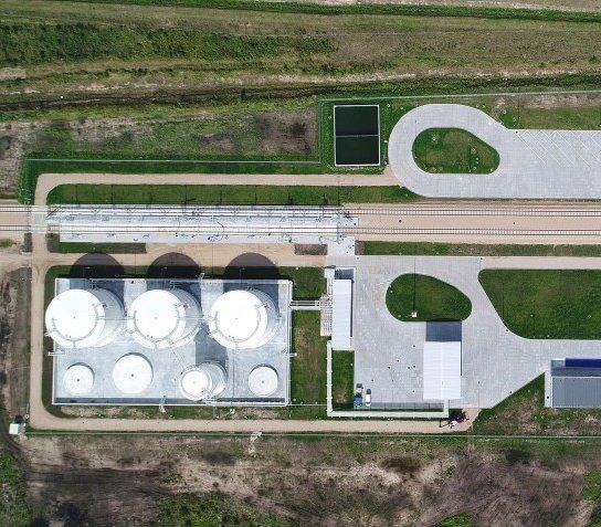 Orlen kupił litewski terminal paliwowy przy granicy z Polską