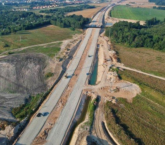 Są już przetargi na całą S10 między Bydgoszczą a Toruniem