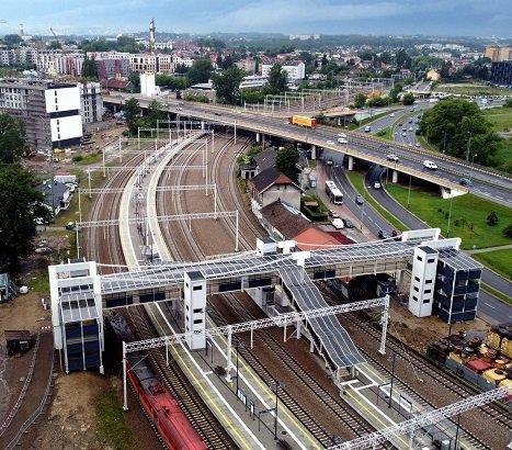 Zakończyła się modernizacja stacji Kraków Bonarka