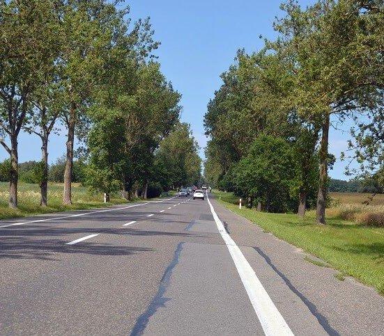 Rozbudowa drogi między Słupskiem a Ustką