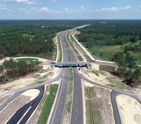 S19 Lublin–Rzeszów: gotowe są kolejne dwa wiadukty