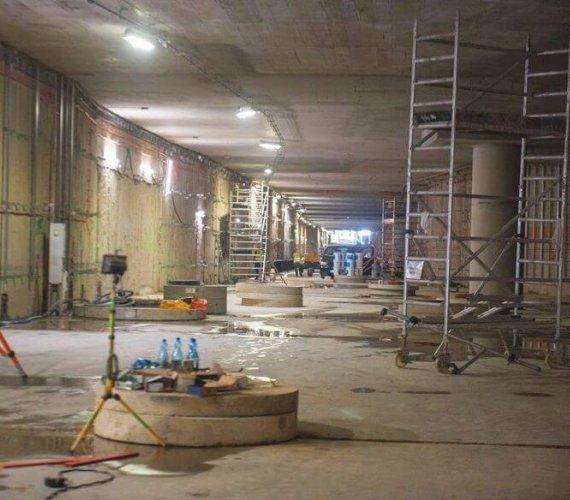 Łódź: budowa podziemnej ulicy na ostatniej prostej
