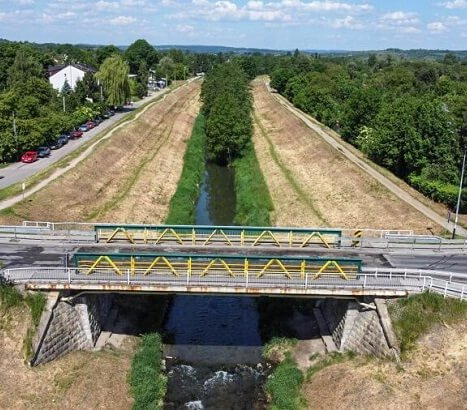 Podczas remontu krakowskiego mostu wykryto poważne usterki
