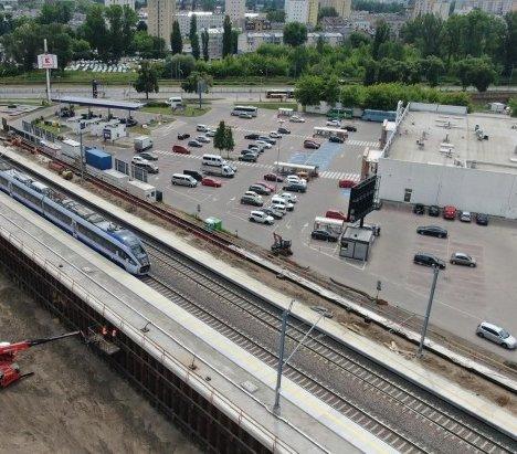 W grudniu otwarcie nowego przystanku kolejowego w Warszawie