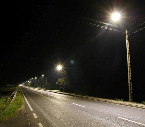 Gminy północno-zachodniej Polski dostają nowe oświetlenie