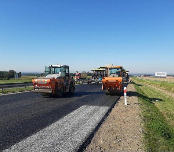 Opolskie: ostatnia faza remontu autostrady A4