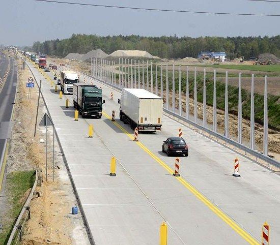 Autostrada A1: gierkówka przeszła do historii